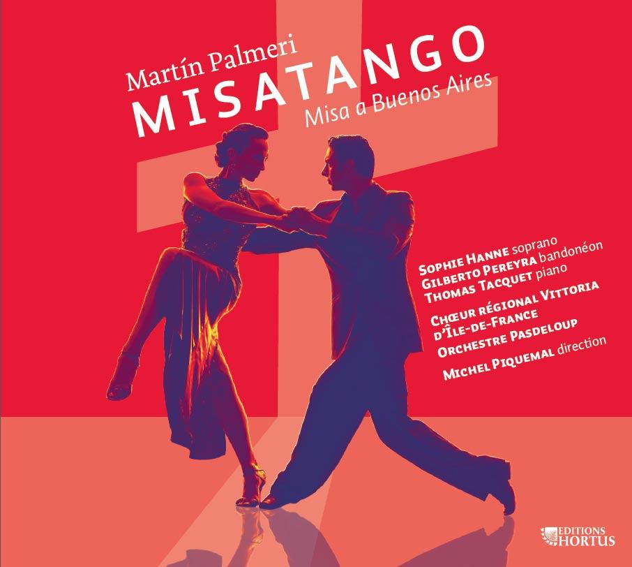 Martín PALMERI Misa Tango 2016